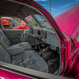Suicide Door View by Ron Meyers - Transportation Automobiles