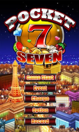 Pocket Seven ★ Slots