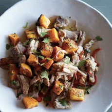 Pork with Spicy Squash