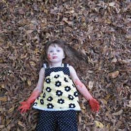 she said shes dead by Betty Sutton - Babies & Children Children Candids