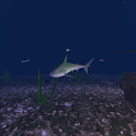 Ocean Floor 3D Wallpaper Free icon
