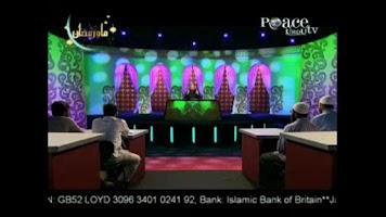 Screenshot of Pakistan TV Online