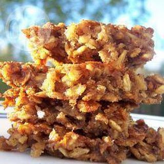 Banana Oat Flapjacks