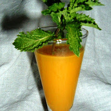 Cucumber Mango Mint Shooter