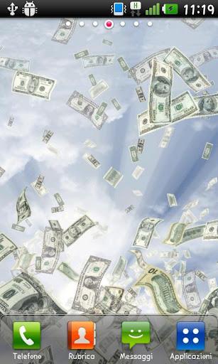 玩個人化App|Money rain LWP免費|APP試玩