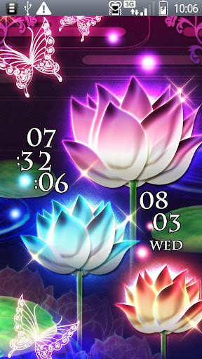 a2-Asian Lotus Flowers