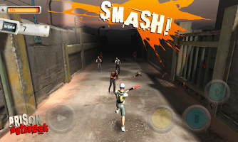 Screenshot of Zombies Don't Run