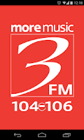 Screenshot of 3FM Isle of Man