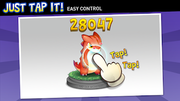 Screenshot of Tap Tap Monsters