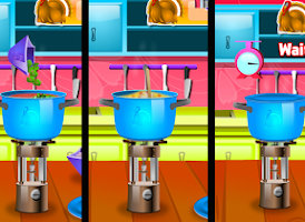 Screenshot of Crazy chef – Sloppy joe