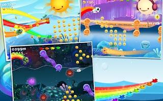 Screenshot of Sea Stars