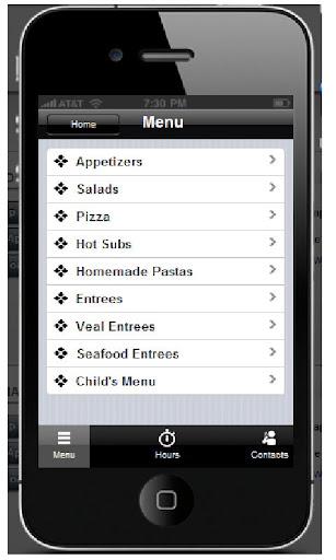 玩購物App|Italian Villa Restaurant Allen免費|APP試玩