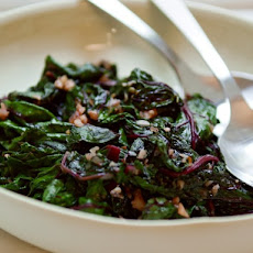 Cook the Book: Pink Greens