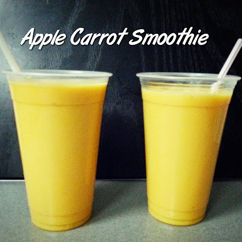 Apple Carrot Smoothie