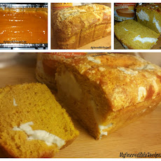Pumpkin Cream Cheese Bread!