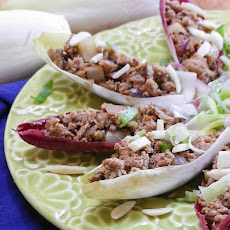 Five Spice Turkey Endive Wraps