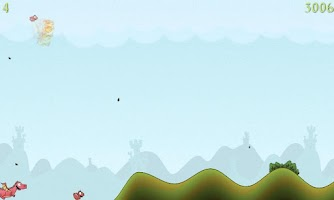 Screenshot of Dragon, Fly! Free