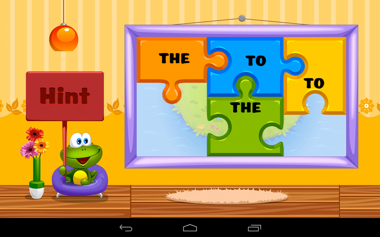 Kids Reading Sight Words Screenshot 14
