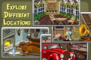 Screenshot of Adventures of Veronica Wright