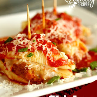 Stuffed Shell Parmesan Recipes