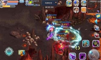 Screenshot of War Valley Online