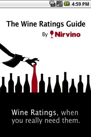 Wine Ratings Guide