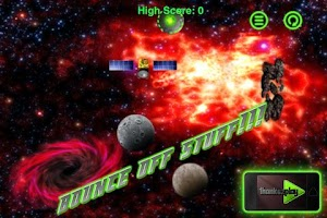 Screenshot of Ricochet