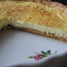 Apple Cinnamon Quiche