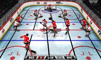 Screenshot of Team Canada Table Hockey