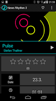 Screenshot of Neon Rhythm