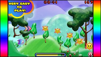 Screenshot of Tiny Comet
