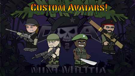 Doodle Army 2 : Mini Militia 2.2.6 screenshot 166596
