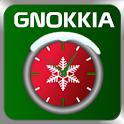 XMAS GNOKKIA FREE CLOCK icon