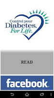 Screenshot of Audio Book - Diabetes
