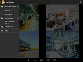 Screenshot of NMS Mobile
