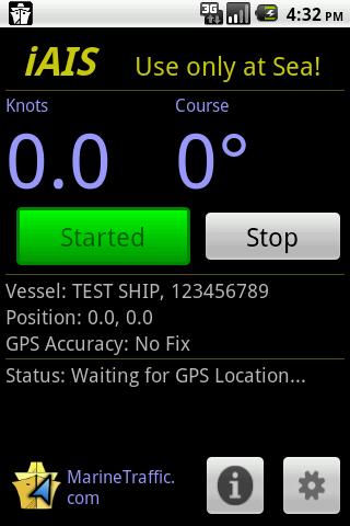 mAIS - Ship Position Reporting