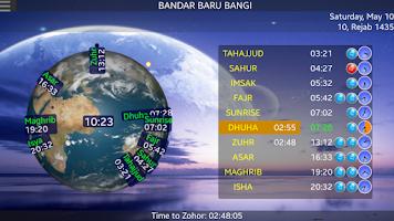 Screenshot of Muslim Solat Pro