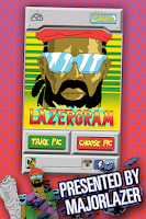 Screenshot of Lazergram