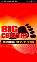 Screenshot of Big Country 97.7