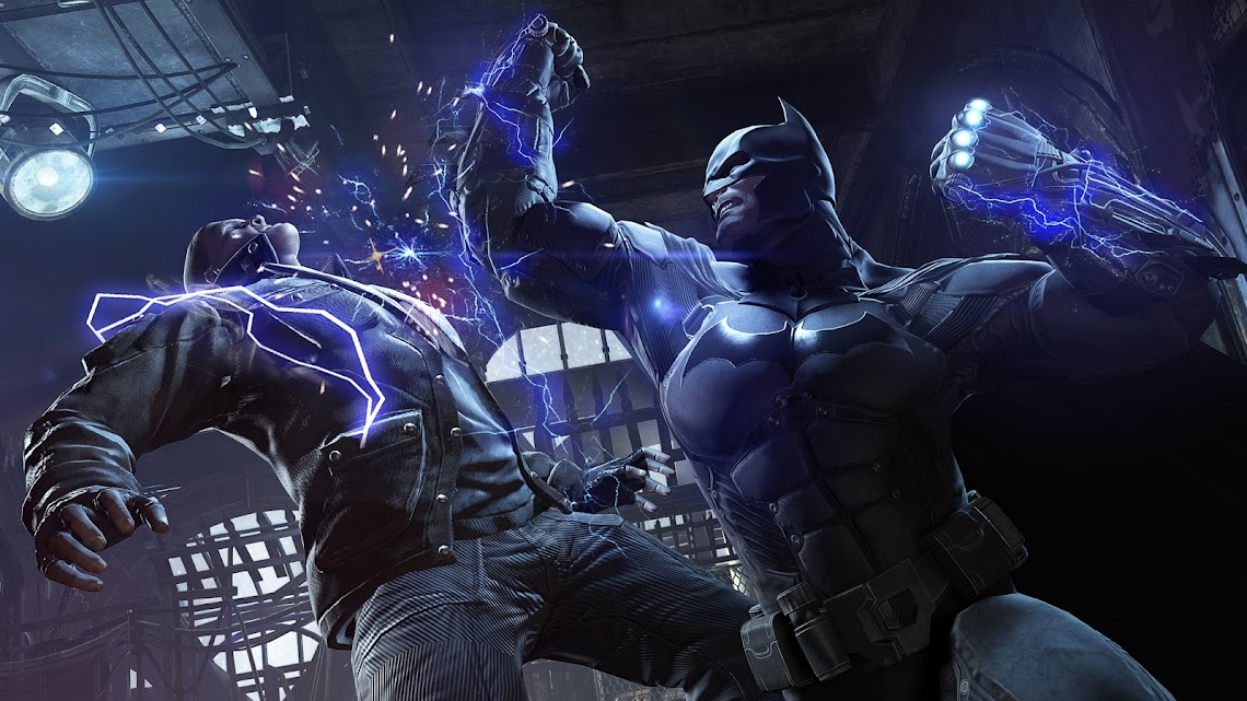 Batman: Arkham Origins hits stores today