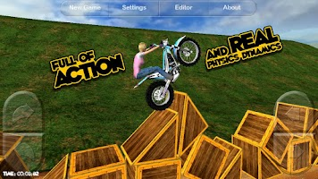 Screenshot of Motorbike