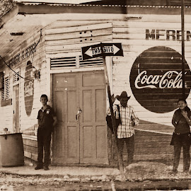 On the Corner . . . by Kristin Klein - People Street & Candids