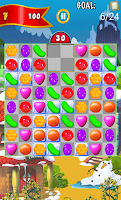 Screenshot of Candy World Smash