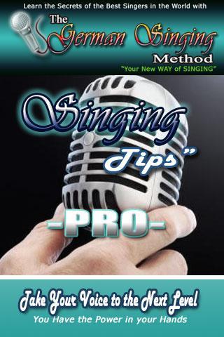 SingingTipsPro