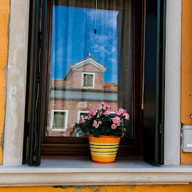 Burano by Pietro Ebner - Buildings & Architecture Architectural Detail (  )