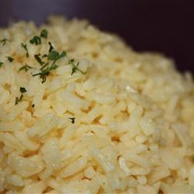 Burnt Butter Rice