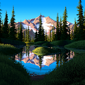 Live Wallpaper - Mirror Pond icon