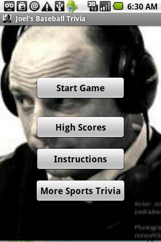 Joel's Baseball Trivia