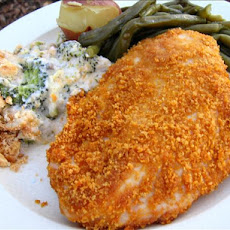 Corn Flake Chicken Breasts