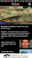 Screenshot of LocalMemphis.com
